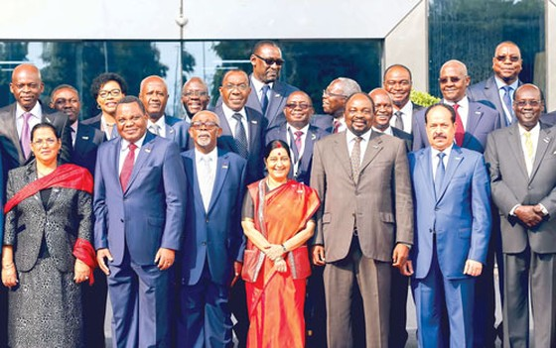 Ấn Độ chen chân lục địa đen ảnh 1
