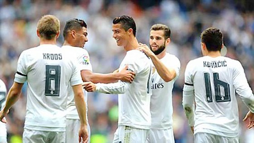 Real Madrid-Las Palmas: Bay cao trước đại chiến ảnh 1