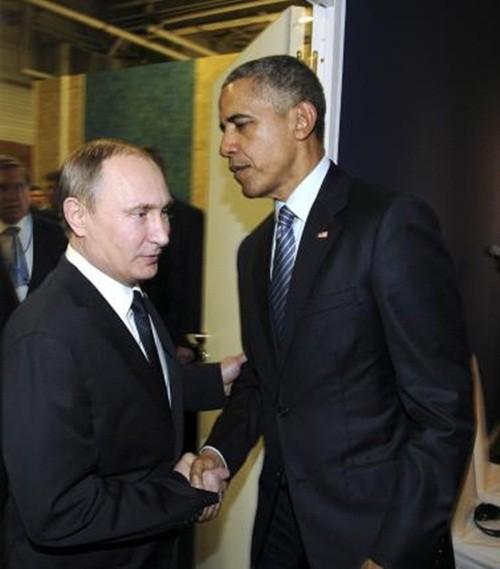 Tiết lộ nội dung cuộc họp Obama - Putin ảnh 1