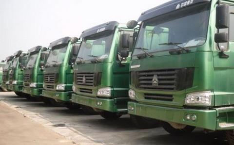 Thắt tải trọng, DN đua mua xe tải Trung Quốc ảnh 1