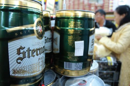 Sẽ có sóng lớn trên thị trường bia ảnh 1