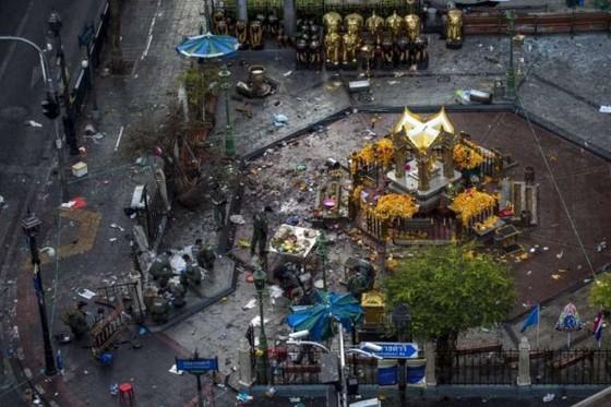 Bắt nghi can nước ngoài vụ đánh bom Bangkok ảnh 1