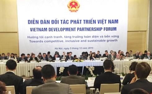 Thủ tướng Nguyễn Tấn Dũng dự Diễn đàn VDPF ảnh 1