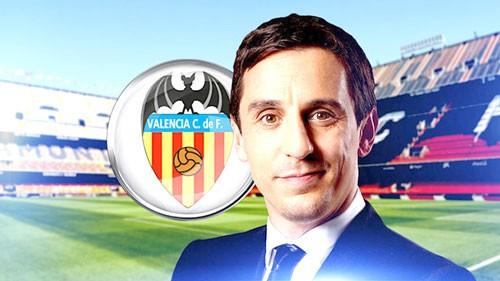 Gary Neville khó thành công ở Valencia? ảnh 1