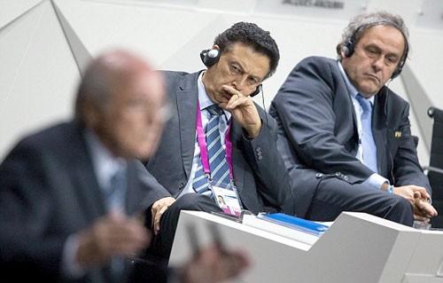 Chủ tịch CONCACAF và CONMEBOL bị bắt ảnh 2