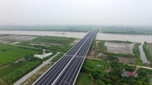 Hôm nay thông xe toàn tuyến cao tốc Hà Nội–Hải Phòng ảnh 5