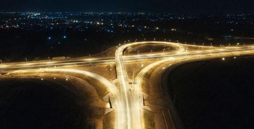 Hôm nay thông xe toàn tuyến cao tốc Hà Nội–Hải Phòng ảnh 4