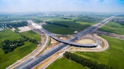 Hôm nay thông xe toàn tuyến cao tốc Hà Nội–Hải Phòng ảnh 1