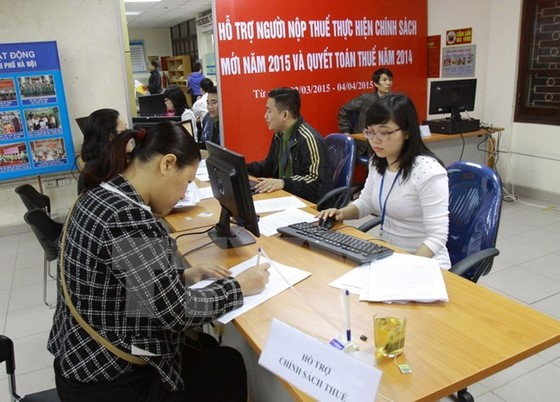 """Hà Nội: """"Nóng"""" nghị trường chất vấn xử lý nợ thuế ảnh 1"""