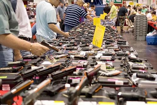 Dân Hoa Kỳ sở hữu bao nhiêu khẩu súng? ảnh 2