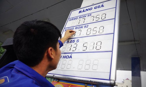 Giá xăng có thể giảm tiếp ngày mai ảnh 1