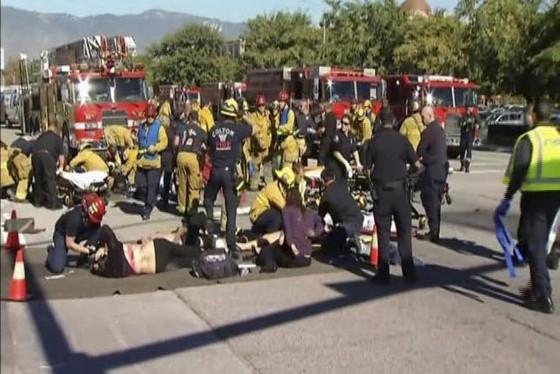 Xả súng ở California, 31 người thương vong ảnh 1