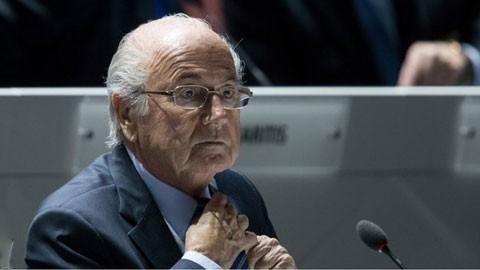 Sepp Blatter dính líu hối lộ 100 triệu USD ảnh 1