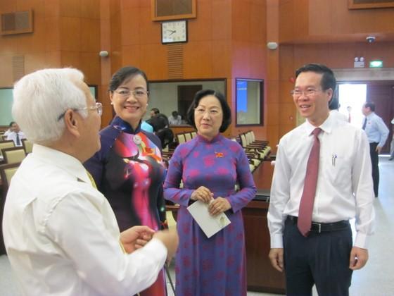 Khai mạc kỳ họp thứ 20 HĐND TPHCM khóa 8 ảnh 2