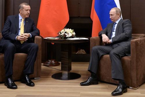 Thổ Nhĩ Kỳ vùng vẫy thoát bóng Nga ảnh 1