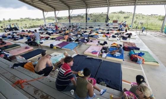Nhiều người Cuba đang cố gắng nhập cư Hoa Kỳ ảnh 1