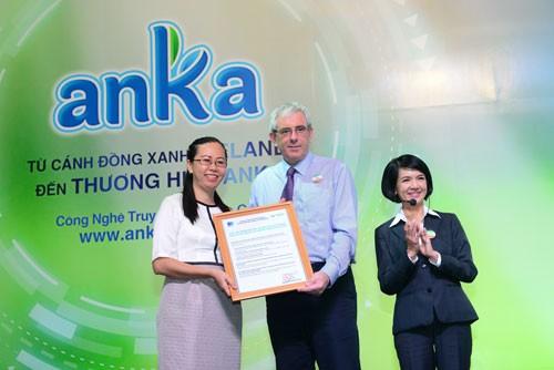 Sữa bột Anka cho phép truy xuất nguồn gốc ảnh 1