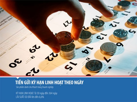 Viet Capital Bank ra mắt kỳ hạn linh hoạt theo ngày ảnh 1