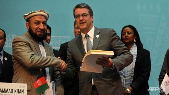 Afghanistan gia nhập WTO ảnh 1