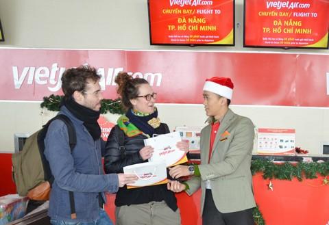 Vietjet mở quà khổng lồ đón Giáng sinh ảnh 1