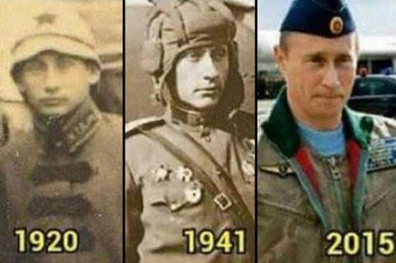 """Nghi án Putin là """"truyền nhân"""" của Bá tước Dracula ảnh 1"""