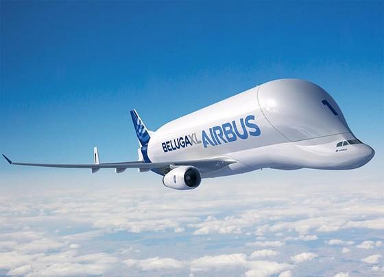 Airbus sản xuất máy bay Beluga XL ảnh 1