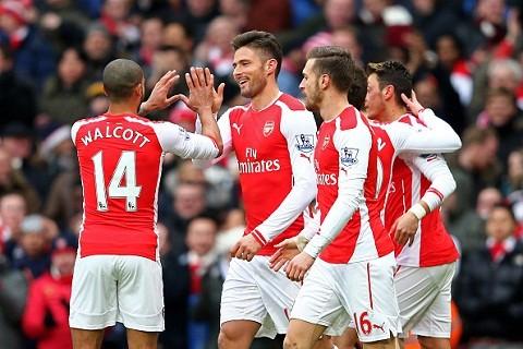 Arsenal-Man City: Arsenal mới là ứng viên số 1 ảnh 1