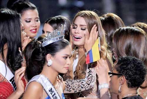 HH Colombia: Số phận tôi là như vậy ảnh 1