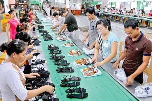 CLB xuất khẩu tỷ đô (B2): Da giày cán mốc 15 tỷ USD ảnh 1