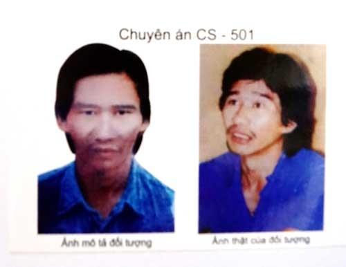 Họa sĩ Võ Tấn Thành (K2): Phát họa chân dung sát thủ máu lạnh ảnh 1