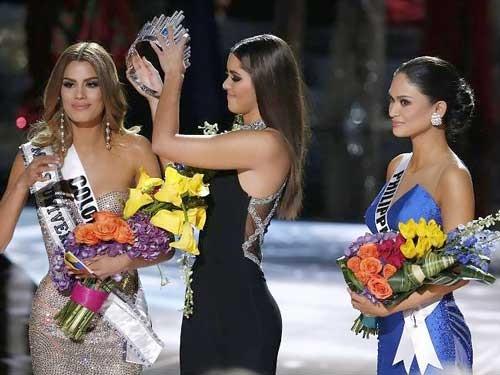HH Philippines đăng quang sau sự cố nghiêm trọng ảnh 1