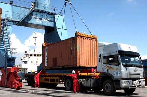 75% logistics rơi vào DN nước ngoài ảnh 1