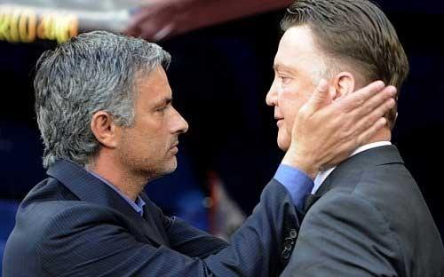 Mourinho rung đùi chờ ra mắt Quỷ đỏ ảnh 1