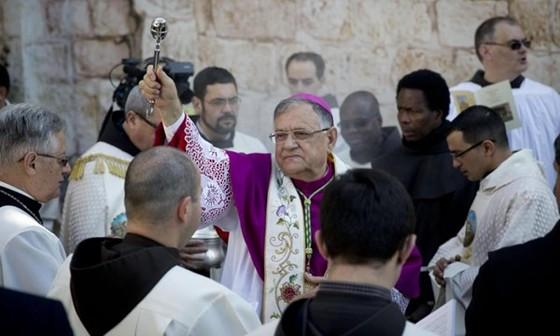 Giáng sinh bạo lực ở thánh địa Bethlehem ảnh 1