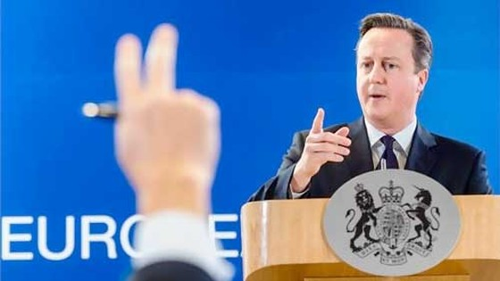 EU-Anh thỏa hiệp hạn chế phúc lợi dân nhập cư ảnh 1