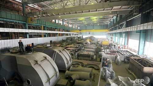 Ký thỏa thuận xây nhà máy điện hạt nhân ảnh 1