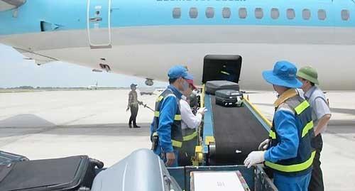 Chống mất cắp hành lý cho khách đi máy bay ảnh 1