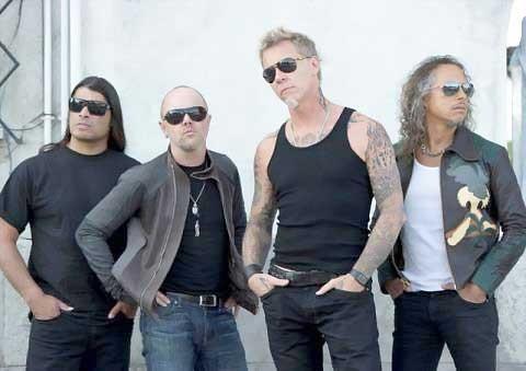 Metallica chuẩn bị ra album sau gần 10 năm ảnh 1