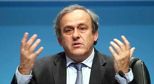 Michel Platini đã trắng tay trong chớp mắt ảnh 1