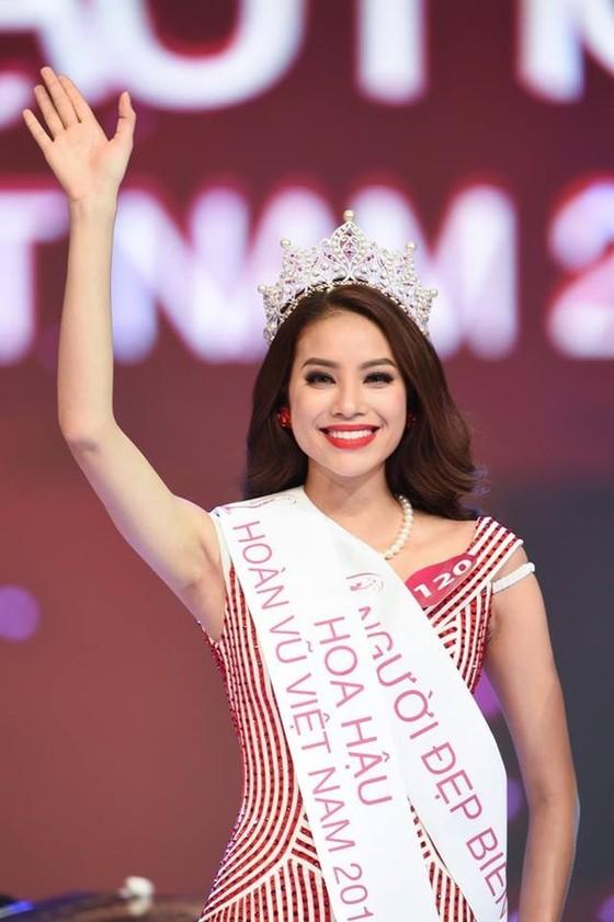 Mơ hồ nhan sắc Việt ảnh 1