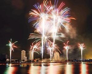Đà Nẵng, Hội An: Nhiều hoạt động đón năm mới ảnh 1