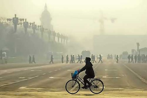 Cơ hội thoát Bắc Kinh ô nhiễm ảnh 1