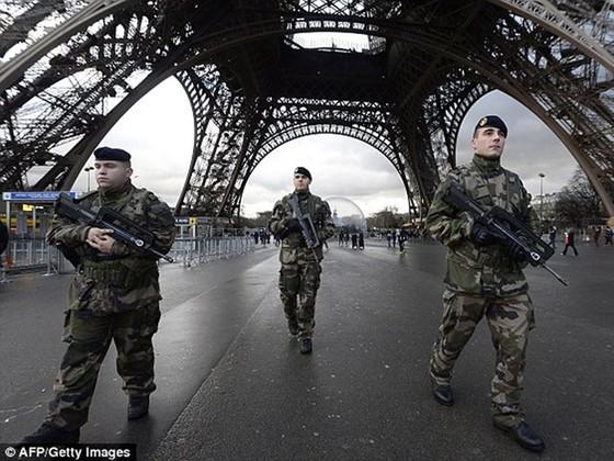 Nguy cơ khủng bố hàng loạt tại châu Âu ảnh 1