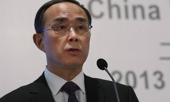 Chủ tịch Tập đoàn China Telecom bị bắt ảnh 1