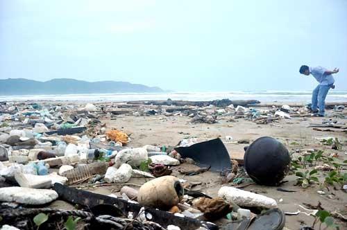 Côn Đảo nguy cơ thành bãi rác đại dương ảnh 1