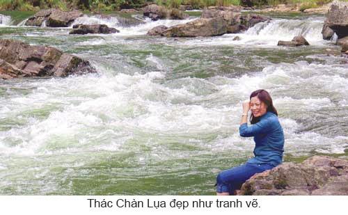 Kỳ thú vượt sông Long Đại ảnh 3