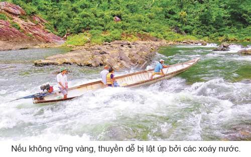 Kỳ thú vượt sông Long Đại ảnh 4