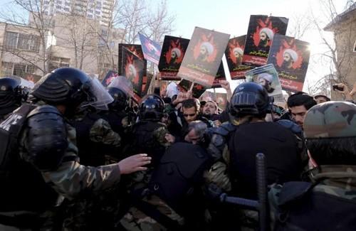 Arab Saudi cắt đứt quan hệ với Iran ảnh 1
