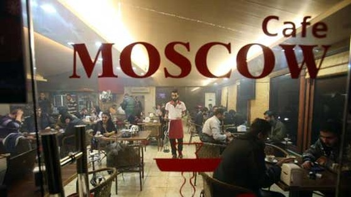 Chuyện về 'phố Nga' ở Syria ảnh 1