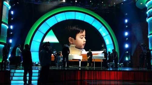Evan Le: thần đồng piano gốc Việt ảnh 2